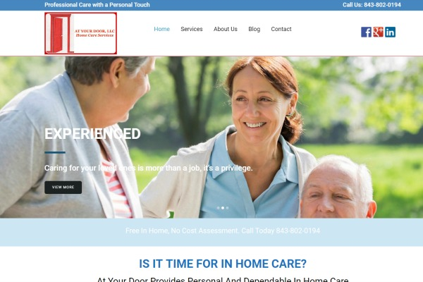 Home health care SEO
