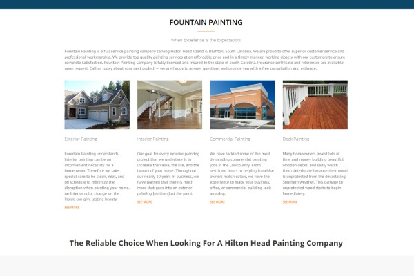 painting contractor seo